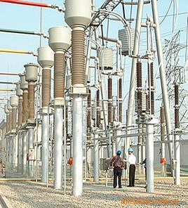 Electric Substation Steel Structure Foundation pictures & photos