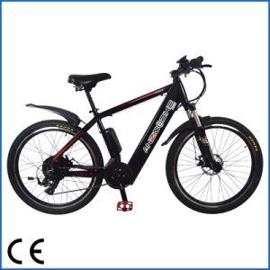 250W/500W Full Suspension Electric Mountain Bike Okm-157