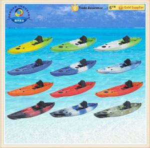 Singe Fishing Kayak, Ocean Kayak, Sea Kayak, Navy Blue Color