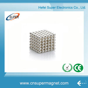 2016 Newest N52 Neodymium Magnets Balls pictures & photos