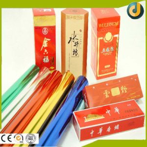 High Quality Hot Stamping Foil for Paper Plastic pictures & photos