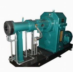 Xj-150L Plastic Rubber Sheet Extruder Machine Plastic Rubber machinery pictures & photos