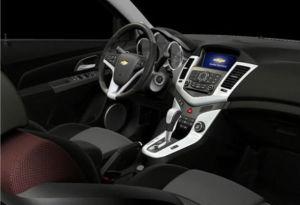 Cruze Malibu Entry Keyless Go Smart Key Push Button Remote Start Can-Bus Alarm for Chevrolet Chevy