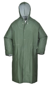 Cheap Price Super Value Polyester/PVC Raincoat From Chinese Supplier pictures & photos