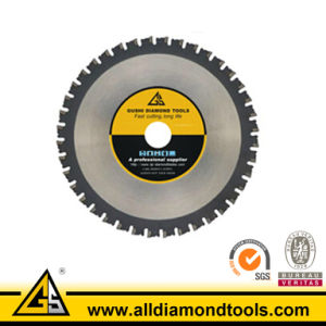 Segmented Type Brazed Tct Blade for Steel Pipe pictures & photos