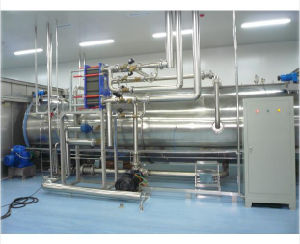 Autoclave Hot Water Sprinkling Sterilizer pictures & photos