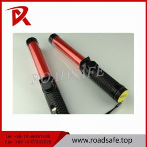 Traffic Safety 26cm Red and Green Flashing with LED Police Baton pictures & photos