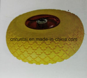 "10 Inches 10""X3.00-4 Highest Quality Cheapest Price PU Foam Wheel pictures & photos"