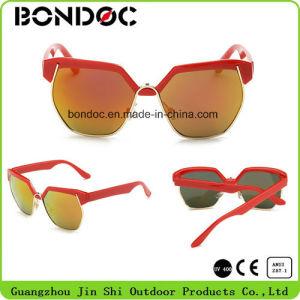 Kids Fashion Designed Plastic Frame Sunglasses pictures & photos