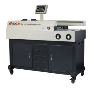 Glue Binding Machine Wd-S60 -A4 pictures & photos