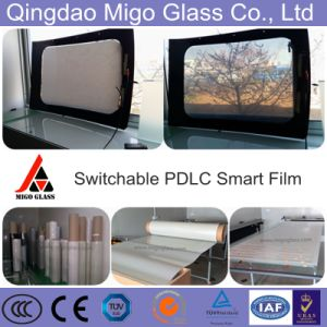 Switchable Pdlc Film Projection Screen pictures & photos