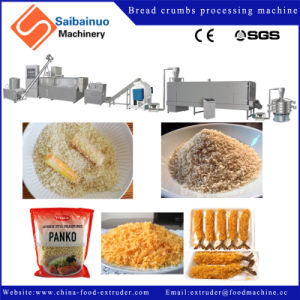 Bread Crumbs Plant Extrusion Machine pictures & photos