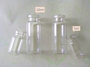 10ml Clear Glass Vial for Russian and Ukraine Market pictures & photos