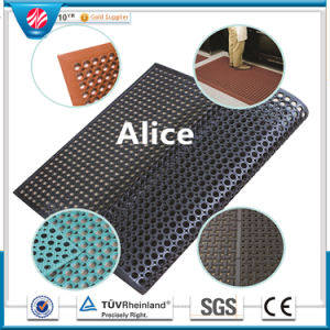Hotel Rubber Mats/Rubber Kitchen Mat/Bathroom Rubber Mat pictures & photos