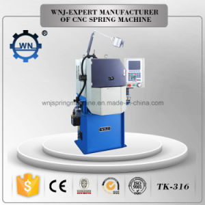 Tk316 Wave Spring Machine