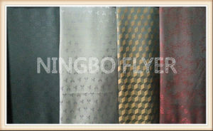 Poly-Viscose Jacquard Lining Fabric for Apparel