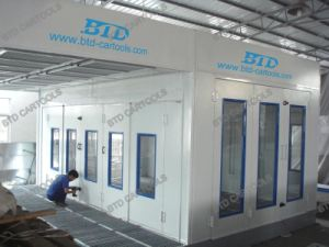 Painting Line CE Marked Spray Booth Btd-1b pictures & photos