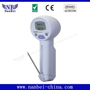 Handheld Type Professional Infrared Thermometer pictures & photos