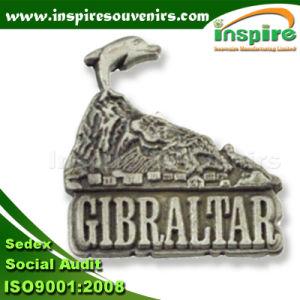 Metal Badge for Gibraltar Souvenir (B 625) pictures & photos