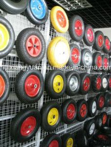 Rubber Pneumatic Wheel/Wheelbarrow Tyre/Wheel Barrow Tyre/Tool Cart Wheel