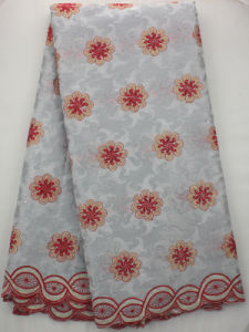 African Dress Swiss Voile Lace SL0251