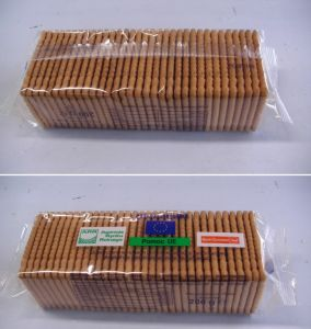 on Edge Packaging Machine for Biscuits pictures & photos