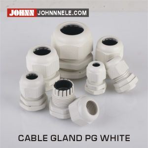 Nylon Connector Cable PVC Cable Gland Pg Type pictures & photos