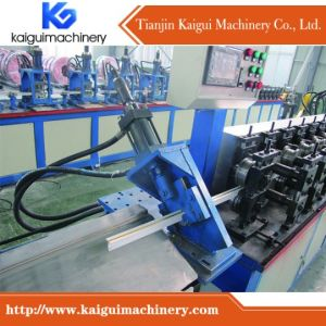 T Bar Roll Forming Machine for Decoration Usuage pictures & photos