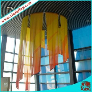 Stylish Hanging Banner/Polyester Flag Banner pictures & photos