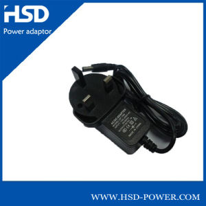 Wall Mounted 30W 30V Switching Power Adapter with UK Plug/Charger Adapter