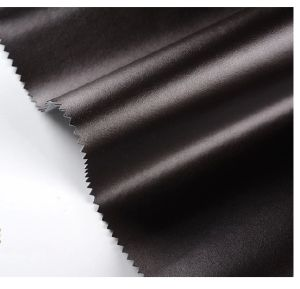 Man-Made Conductive PU Leather pictures & photos