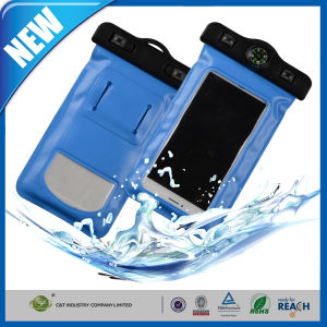 Universal Phone Accessory Waterproof Bag Cover for iPhone 6 pictures & photos