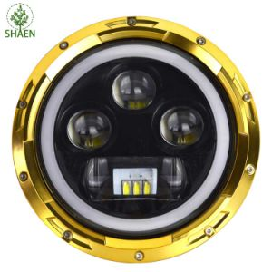 60W 7inch Round LED Headlight for Jeep pictures & photos