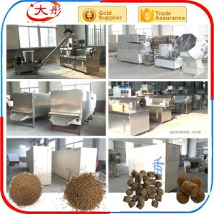 Pet Floating Fish Food Making Machine pictures & photos