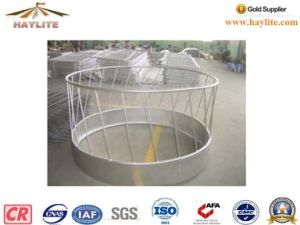 Hot DIP Galvanized Cattle Hay Feeder for Sale pictures & photos