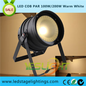 2017 New Stage PAR Light 100W 150W 200W COB Warm White LEDs for Stage Wall Light pictures & photos