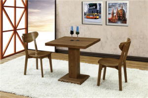 Luxury Wood Grogshop Table Set Furniture for Customize (FOH-BCA54) pictures & photos