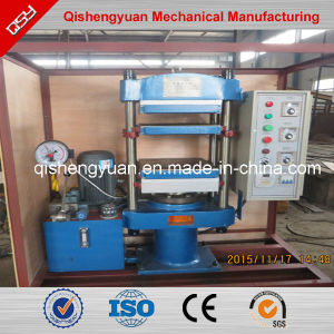 Pillar Type Plate Vulcanizer /Plate Vulcanizing Machine/Rubber Tiles Vulcanizing Press pictures & photos