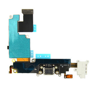Charging Port Flex Cable for iPhone6 Plus pictures & photos