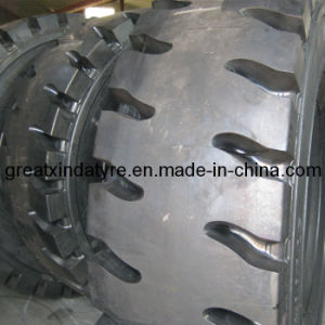 China Radial OTR Tyre, off-The-Road Tyre for Rough Road (23.5R25) pictures & photos