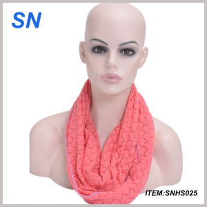 Wholesale Knit Women Cheap Fashion 2015 Infinity Scarf pictures & photos