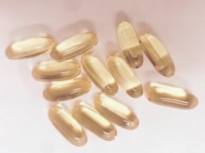 Fish Oil Soft Capsule 1000mg / Capsule 100 Capsule /Bottle pictures & photos