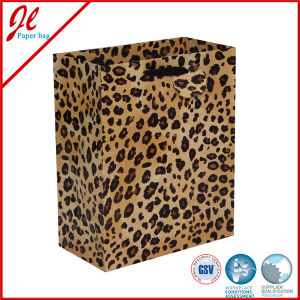 Zebra Design Fashion Gift Paper Bags pictures & photos