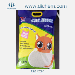 Bentonite Clumping Cat Litter with Hot Sale #25 pictures & photos