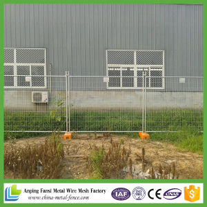 Cheap Construction Site 2.1X2.4m Australia Temporary Fence pictures & photos