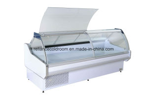 Remote Display Counter Cabinet for Deli Food pictures & photos