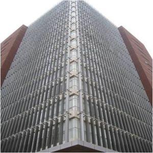 Architectural Decorative Material---Ss Sun Louver/Blade/Board