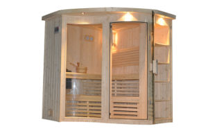 Indoor Traditional Sauna Room (A-201) pictures & photos
