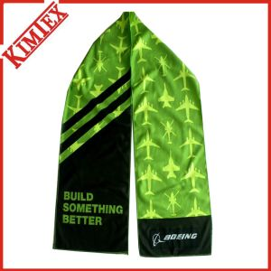 Single Layer Fleece Sublimation Printing Scarf pictures & photos