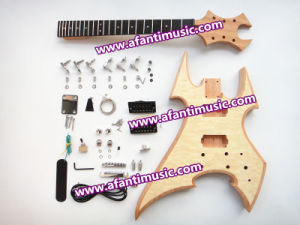 Afanti Music Quilted Maple Top Electric Guitar Kit (AEX-949K) pictures & photos